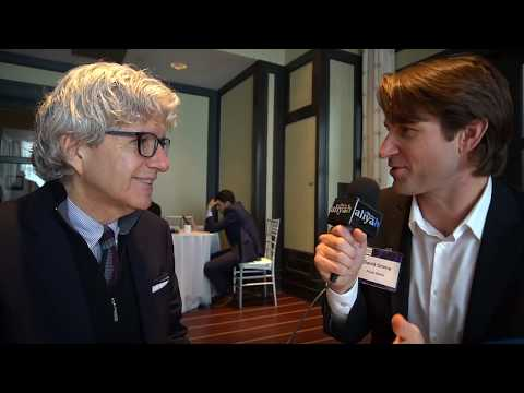 Aliyah Media at the Israeli Dealmakers Summit - Interview with David Sable, Global CEO of Y&R