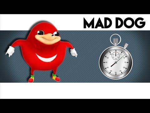 Ugandan Knuckles - Drôles ou polémiques ? - Minute Mème en streaming