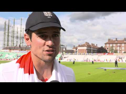 Alastair Cook on the amazing feeling of a fourth Ashes win