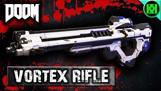 Doom: VORTEX RIFLE Guide | Doom Multiplayer Weapons 2016 (Tips, Review + Gameplay)