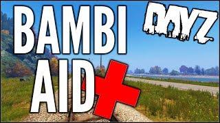 DayZ 0.63 LIVE - South Coast Bambi Aid! #facereveal