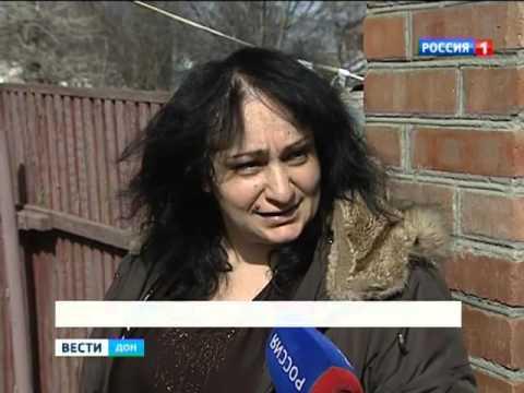 Жители Зернограда опасаются очередного порыва канализации