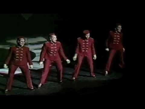 AFI Awards - Opening Production Number..... Australian Film Institute Awards - 1985