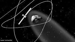 Kam Leben von Kometen auf die Erde? - Erdrutsch auf Tschuri! - Clixoom Science & Fiction