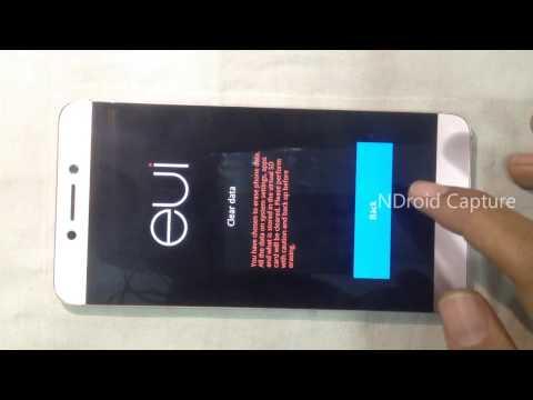 LeEco LeTV LE2, LE1 hard reset done. How to reset LeTV LE2 remove screenlock and fingerprint lock