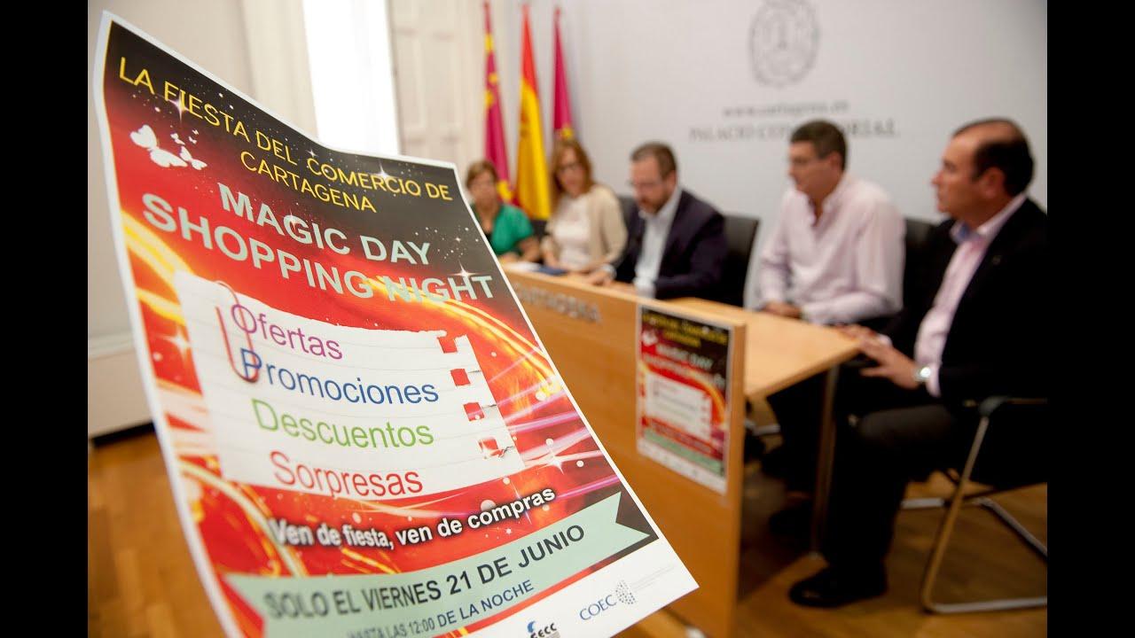 378de935 Ofertas y actividades el viernes, en la Fiesta del Comercio de Cartagena |  Ayuntamiento de Cartagena