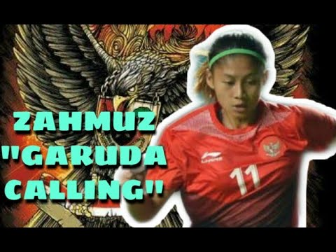 "Zahra Muzdalifah Amazing Skills Show 2018 HD ""Indonesian Young Talented Women Footballer"""