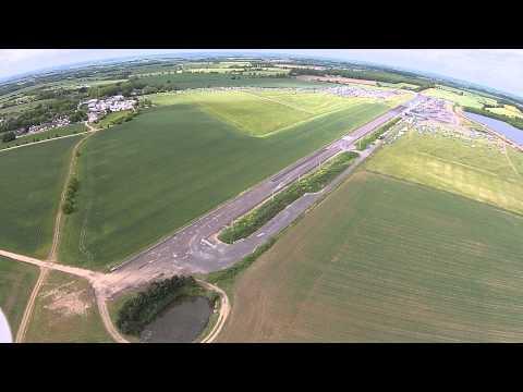 Santapod podington airfield.