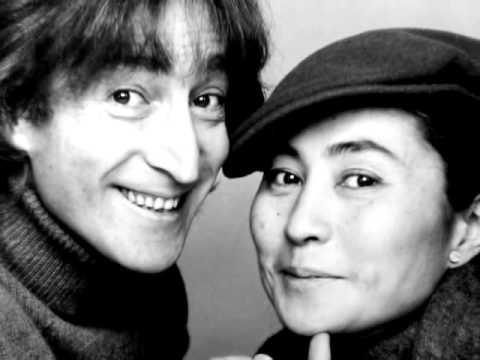 Jack Mitchell Photographs John Lennon Yoko Ono