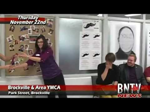 TISS Student Awarded Brockille & Area YMCA