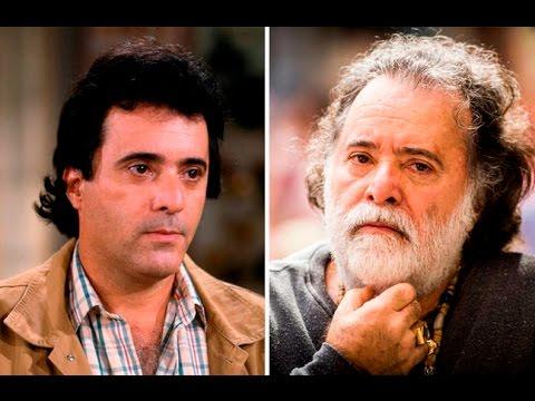Актеры бразильских сериалов тогда и сейчас