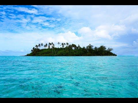 Cook Islands, Rarotonga (4K)