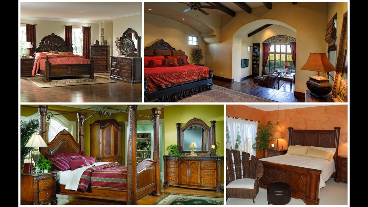 20+ Best Spanish Style Bedroom Inspiration
