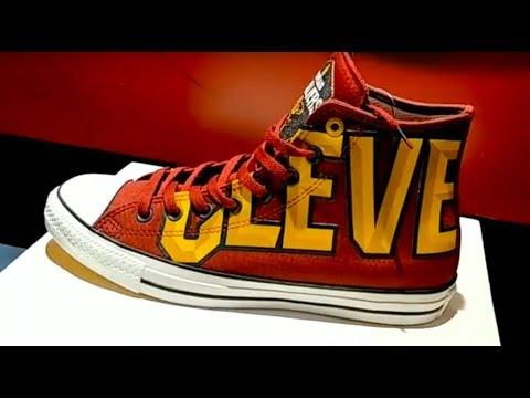 c3c8ef0b51c2ac Converse x NBA Chuck Taylor All Star launching - YouTube