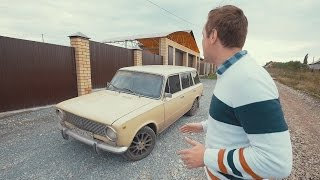"VAZ-2102 Review. The Soviet Car. ""Real Russia"" ep.139"