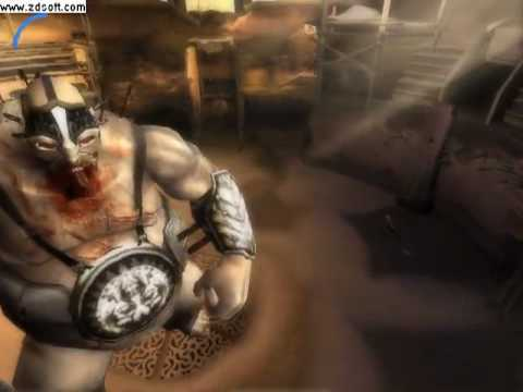 Arena Prince Of Persia The Two Thrones Killing The First Giant
