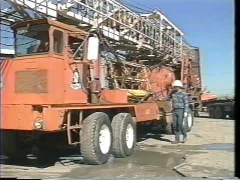 Service Rig Driver Training Video