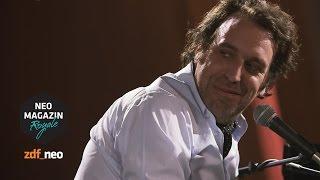 F*ck Wagner with Chilly Gonzales | #JonSnowDies Dendemann im NEO MAGAZIN ROYALE - ZDFneo