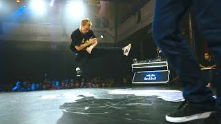 Cheerito VS Vision - Red Bull BC One Eastern Europe Final 2014