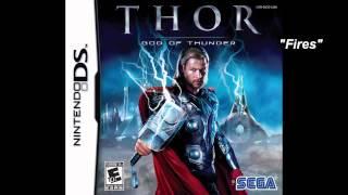 Thor: God of Thunder | Nintendo DS | O.S.T.
