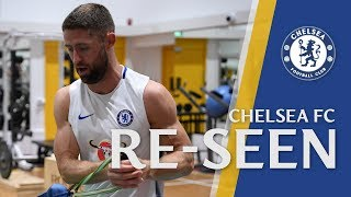 Rudiger reveals his initiation song, Captain Cahill's massive arms & Azpi's bloopers!