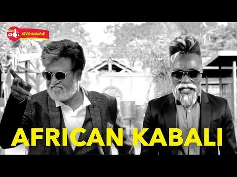 AFRICAN KABALI | NERUPPU DA | UDAYA BHARATHI
