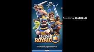 Grabo mi primer vídeo de Clash of Clans y Clash Royale y me llama mi prima xd