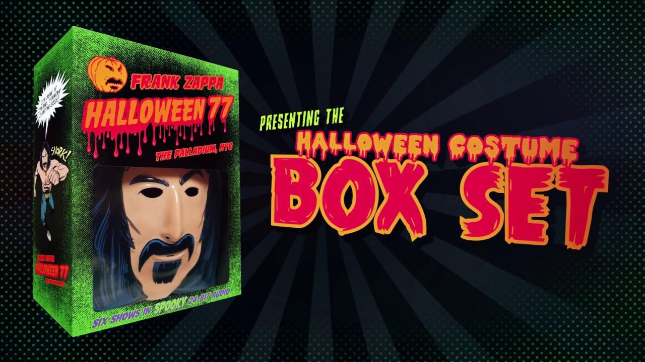 Frank Zappa – Halloween 77 Box Set