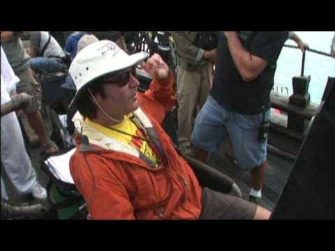 Pirates of the Caribbean: Dead Man's Chest: Behind The Scenes Production Broll Part 3 of 3