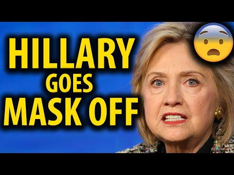 Hillary Clinton Asks Foreign Adversary To Illegally Investigate Trump😨