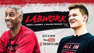 LaBWork (Ep. 4) - Walker Kessler of Woodward Academy & Coach Darryl LaBarrie