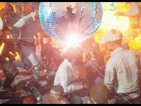 PUBG Lobby Dance Party