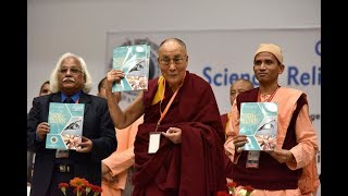 His Holiness talk at Govt. Degree College, Dharamshala