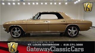 1965 Chevrolet Corvair - Gateway Classic Cars St. Louis - #6609