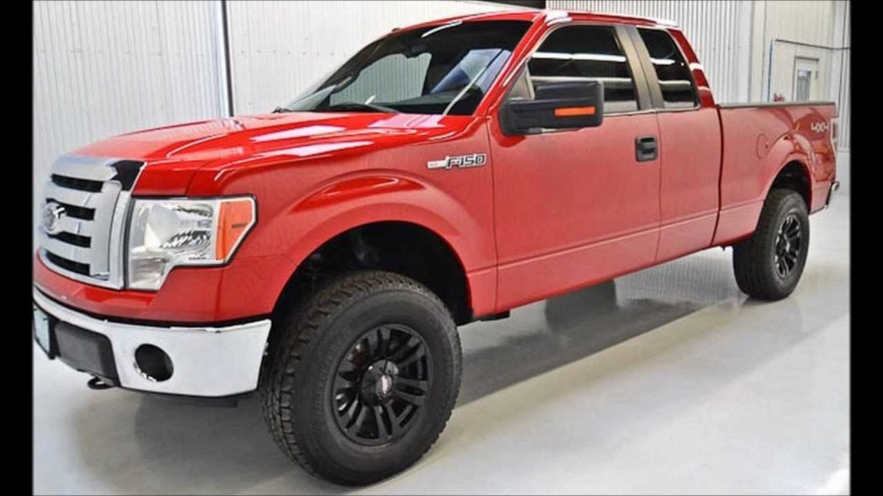 2010 Lifted Ford F150 Supercab Xlt For Sale Youtube Gmc Topkick 6500 Mitula Cars