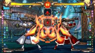 Neutral Game in Guilty Gear