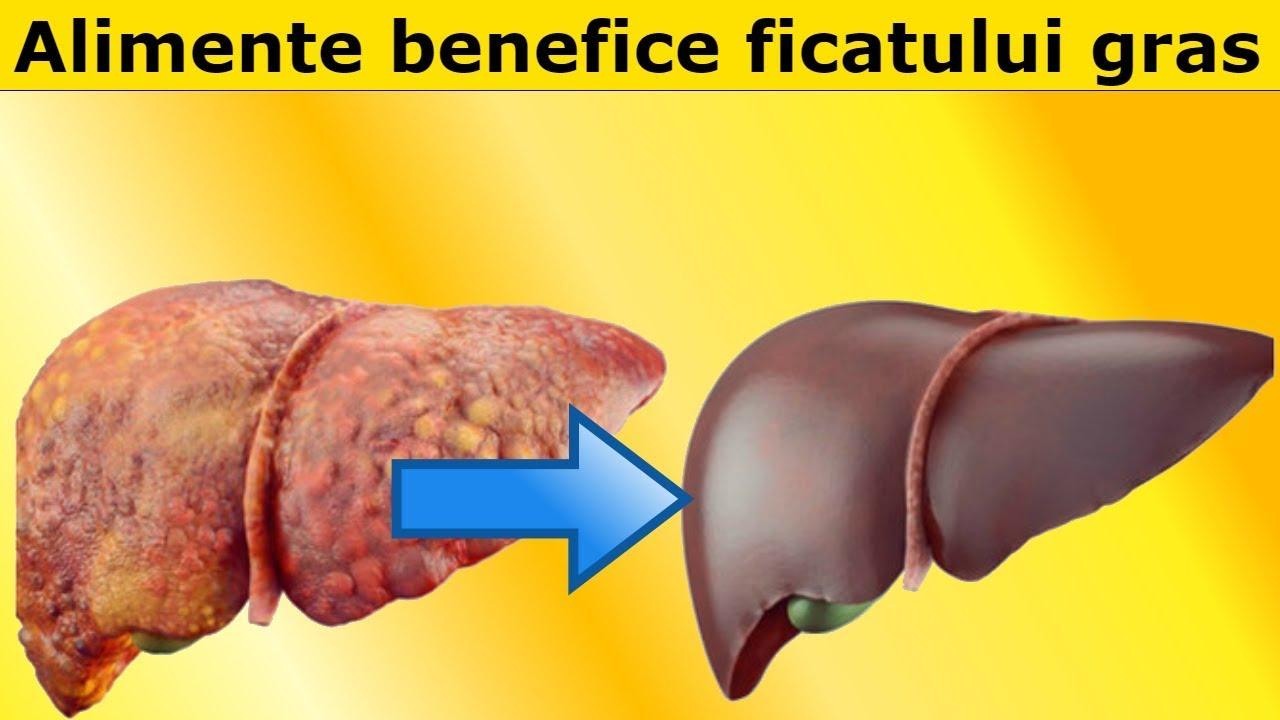 ? 9 Alimente benefice ficatului gras (steatoza hepatica) | Eu stiu TV