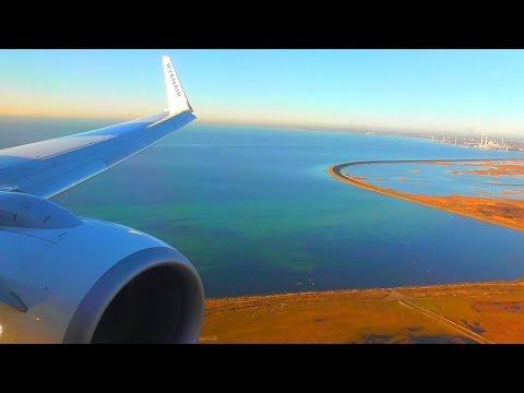 Ryanair Boeing 737-8AS   London Luton to Copenhagen *Full Flight*