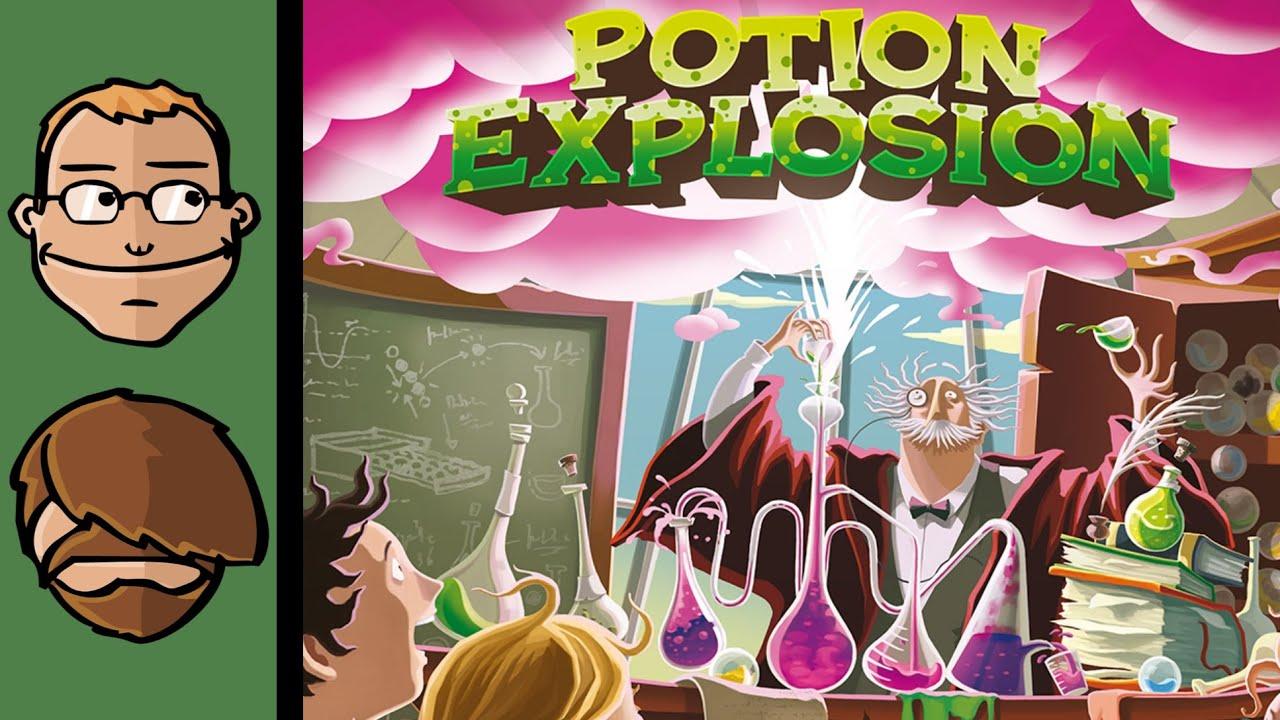 deutsch Potion Explosion