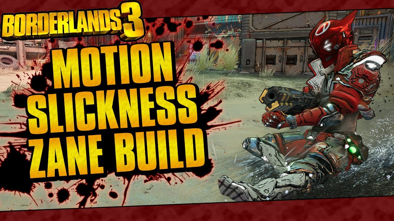 Borderlands 3 | Motion Slickness Zane Build (Ultimate Mayhem 4 Bossing Setup!) thumbnail