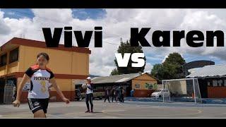 【VIVI vs KAREN】🌈🙌 ECUAVOLEY 2019 │AMBATO-CEVALLOS│1ER SET DEPORTE ECUATORIANO ►FULL ACCIÓN】