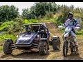 Rage Buggy Race with Graham Jarvis Hard Enduro Rider