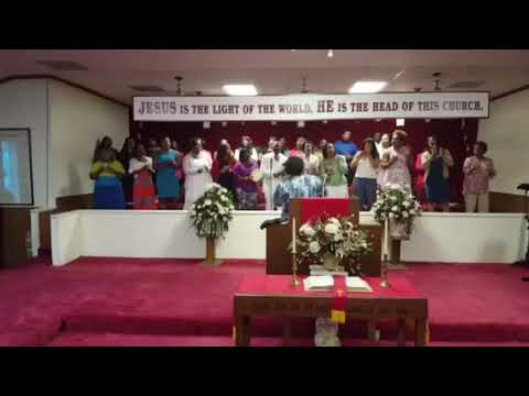 Progressive missionary baptist church young adult Choir