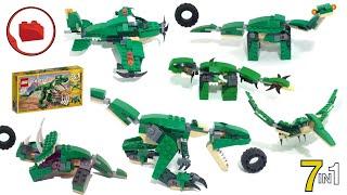 конструктор Lego Mighty Dinosaurs 31058 обзор