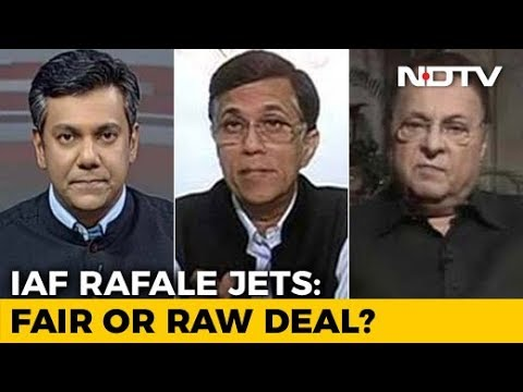 Indian Air Force's Rafale Jets: Fair Or Raw Deal?