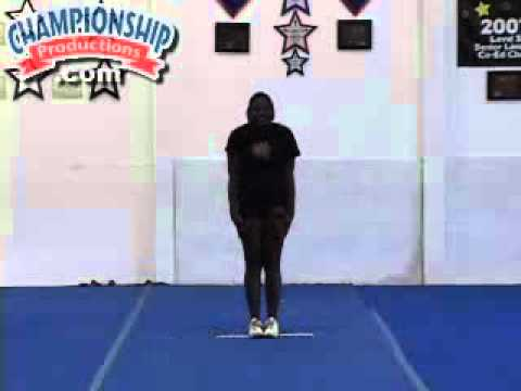 Cheers And Chants, Volume 10 Cheerleading Cheers Video