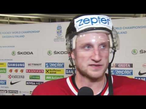 Canada v Slovenia Post Game Comments