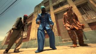 "Capleton, Jah Lex & Selaska ""Bobo Man a Chant"" Official Video"