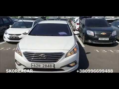 Sonata LF 2015 Premium LPG за 8280$ . Авто из Южной Кореи