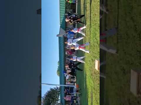 Dynamic Taekwondo Salem Church Elementary School Demo